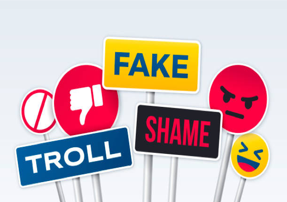 Cyberbullying and Fake News - Cyber Weapons