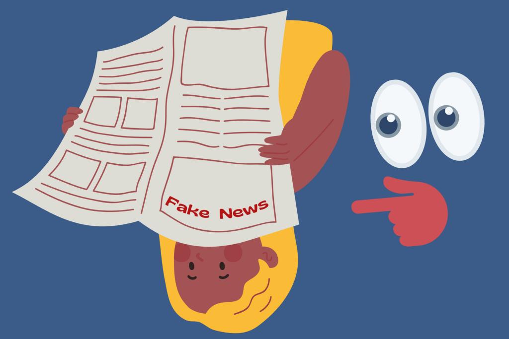 The language of fake news